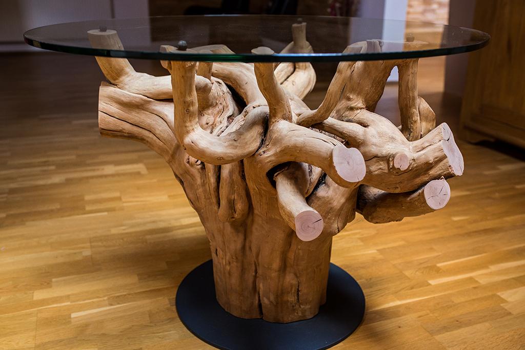 Tisch Wurzel Split4wall